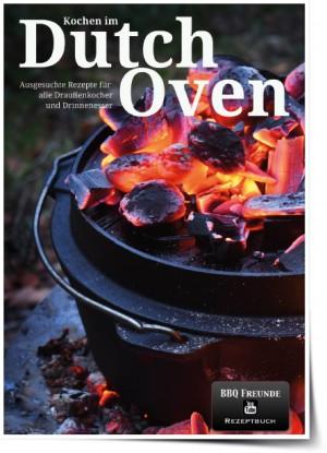 Das Dutch Oven Rezeptheft der BBQ Freunde